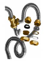 Гибкий гофрированный трубопровод GofraFlex